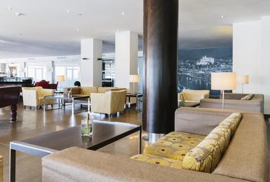 Холл Отель AluaSoul Palma (Только для взрослых) Cala Estancia, Mallorca