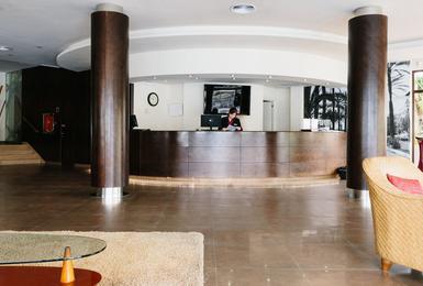 Приёмная Отель AluaSoul Palma (Только для взрослых) Cala Estancia, Mallorca