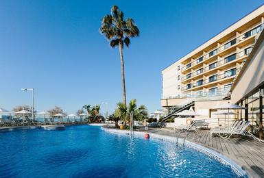 Внешний Отель AluaSoul Palma (Только для взрослых) Cala Estancia, Mallorca